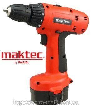 Аккумуляторный шуруповерт Maktec by Makita MT065SK2
