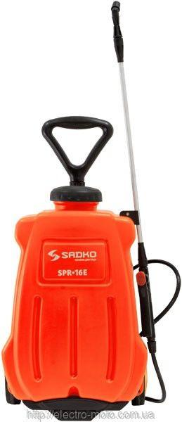 Аккумуляторный опрыскиватель SADKO SPR-16E