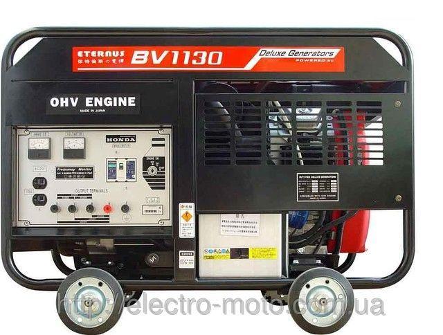 Бензиновый генератор BRIGGS & STRATTON BV1130