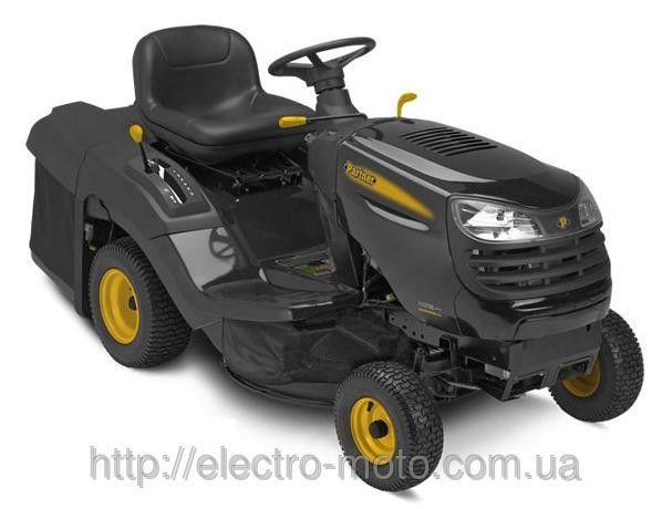 Садовый трактор-газонокосилка Partner P11577