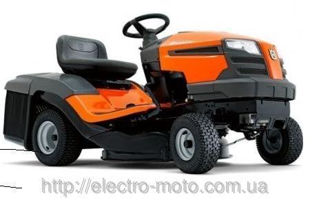 Садовый трактор-газонокосилка  Husqvarna CTH 126