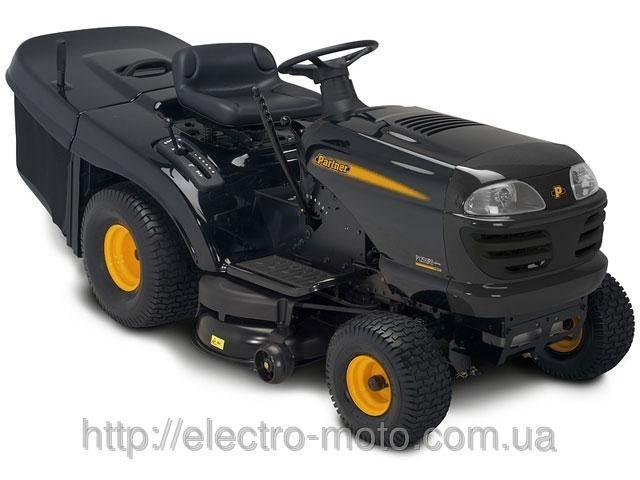 Садовый трактор-газонокосилка Partner P185107HRB