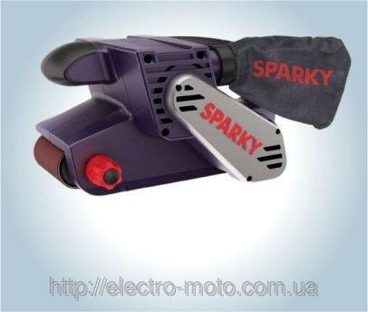 Ленточная шлифовальная машина Sparky MBS 976
