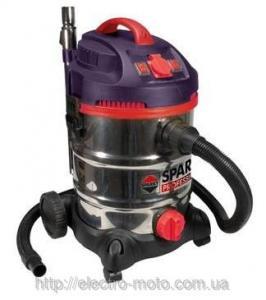 Фото Электроинструмент, Пылесосы промышленные Профессиональный пылесос для сухой и влажной уборки Sparky VC 1430MS
