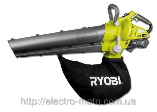 Бензиновый садовый пылесос RYOBI RBL30MVB