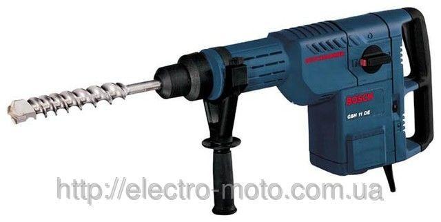 Перфоратор Bosch GBH 11 DE с патроном SDS-max