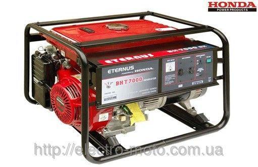 Бензиновый генератор Eternus BHT7000DX