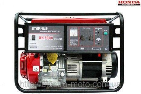 Бензиновый генератор Eternus BH7000DX