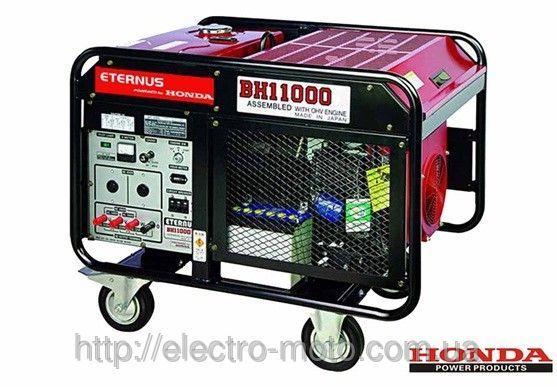 Бензиновый генератор Eternus BH11000