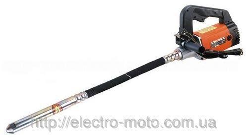 Электрический вибратор для уплотнения бетона AGP VRN1400