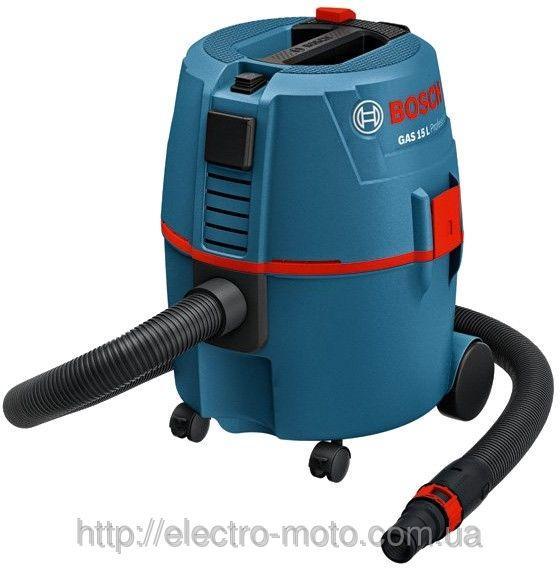 Промышленный пылесос Bosch GAS 15L