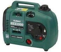 Бензиновый генератор ELEMAX SH-1000EX