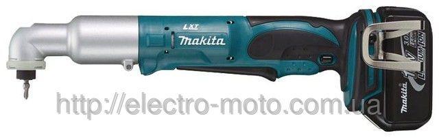 Аккумуляторный ударный угловой шуруповерт Makita BTL061RFE