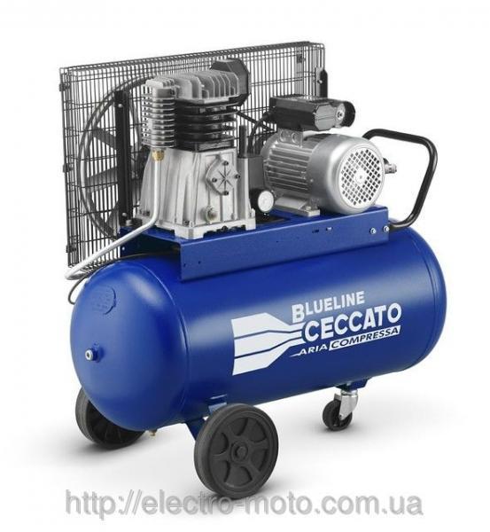 Компрессор двухцилиндровый Ceccato 100 С3 MR Beltair PRO 230/50