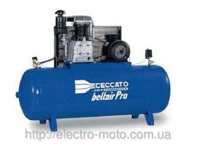 Компрессор двухцилиндровый Ceccato 200 С4 R Beltair PRO 400/3/50