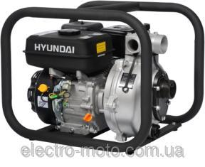 Высоконапорная бензиновая помпа Hyundai HYH50