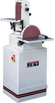 Тарельчато-ленточный шлифовальный cтанок JET 31A