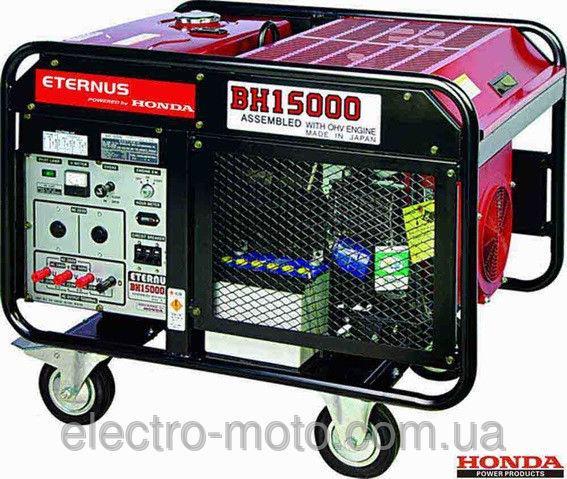 Бензиновый генератор Eternus BH15000