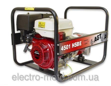 Генератор AGT 4501 HSB
