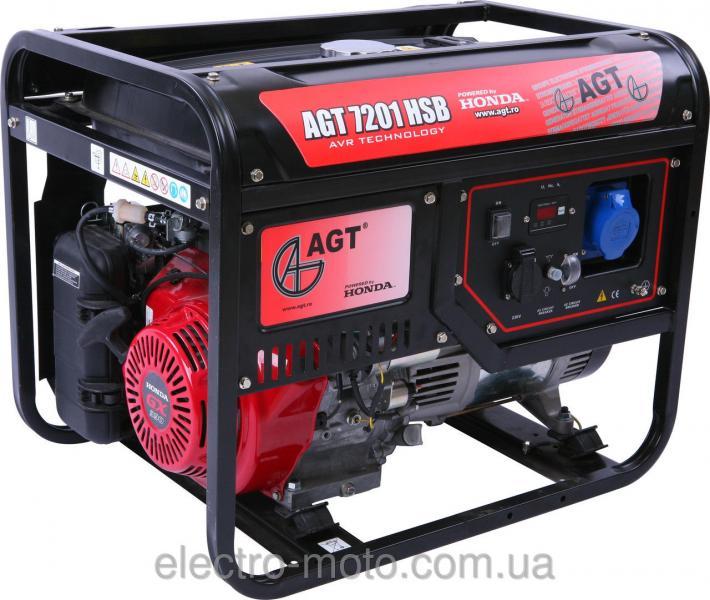 Генератор AGT 7201 HSB TTL