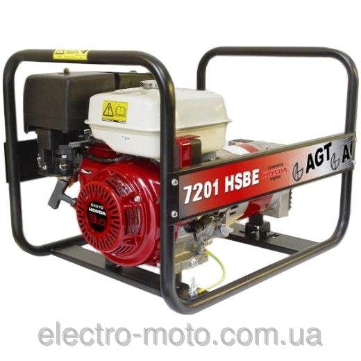 Генератор AGT 7201 HSBE TTL