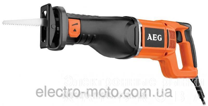 AEG US 1300 XE - Сабельные пилы, электроножовки на рынке Барабашова