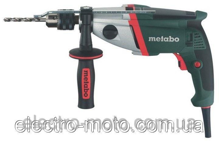 Дрель ударная двухскоростная Metabo SBE 1300