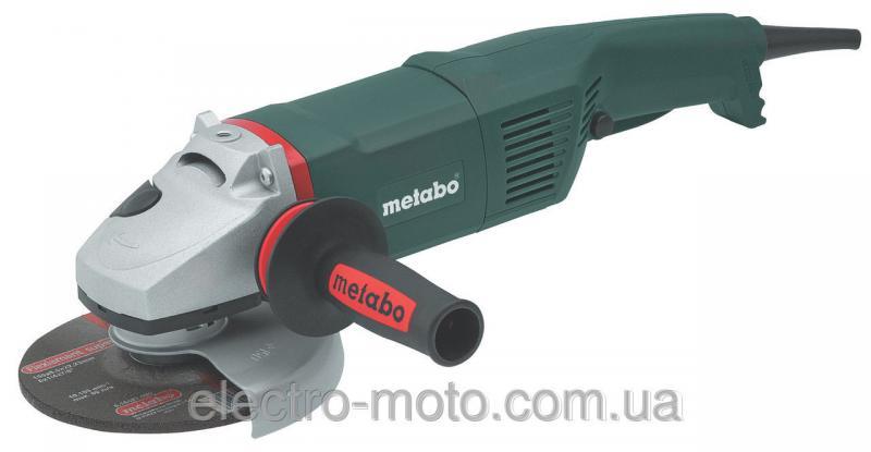 Угловая шлифовальная машина Metabo WX 17-150