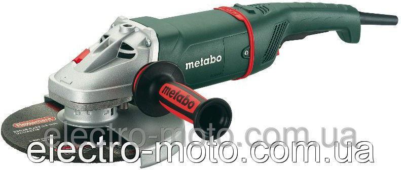 Угловая шлифовальная машина Metabo W 26-180