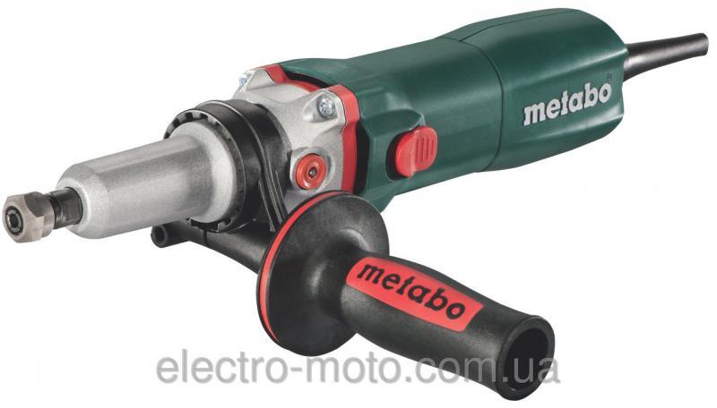 Прямая шлифовальная машина Metabo GE 950 G PLUS