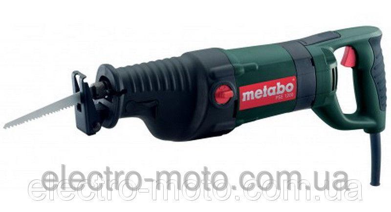 Сабельная пила Metabo PSE 1200