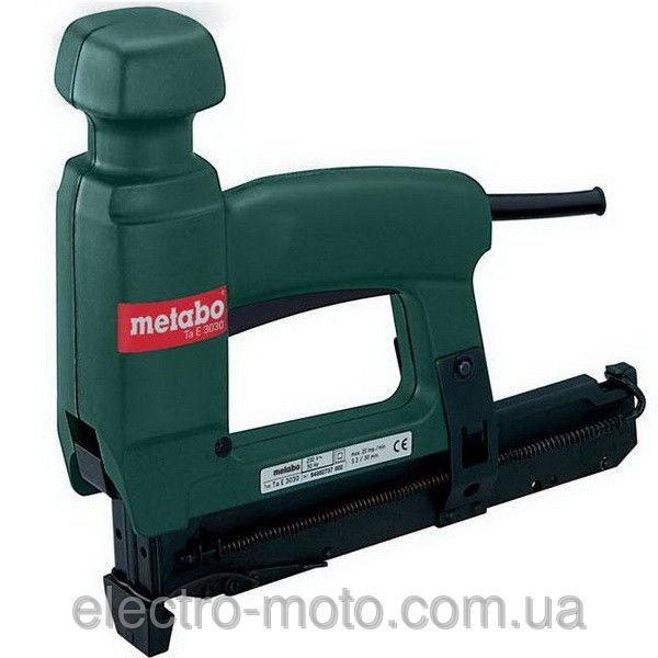 Скобозабиватель Metabo TaE 3030