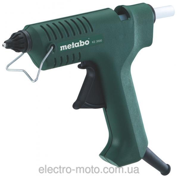 Клеящий пистолет Metabo KE 3000