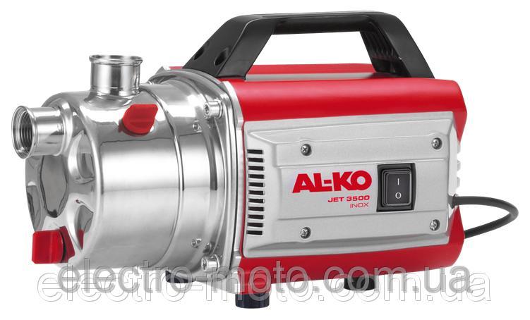 Садовый насос AL-KO Jet 3500 Inox Classic
