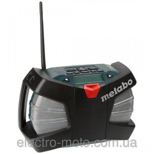 Радиоприемник Metabo PowerMaxx RC WildCat