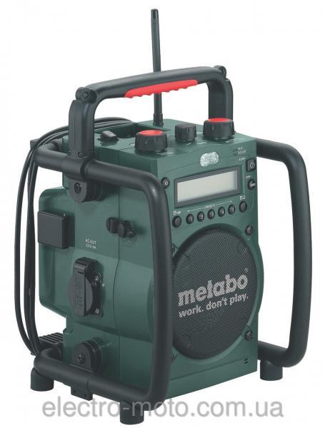 Радиоприемник Metabo RC 14,4-18B