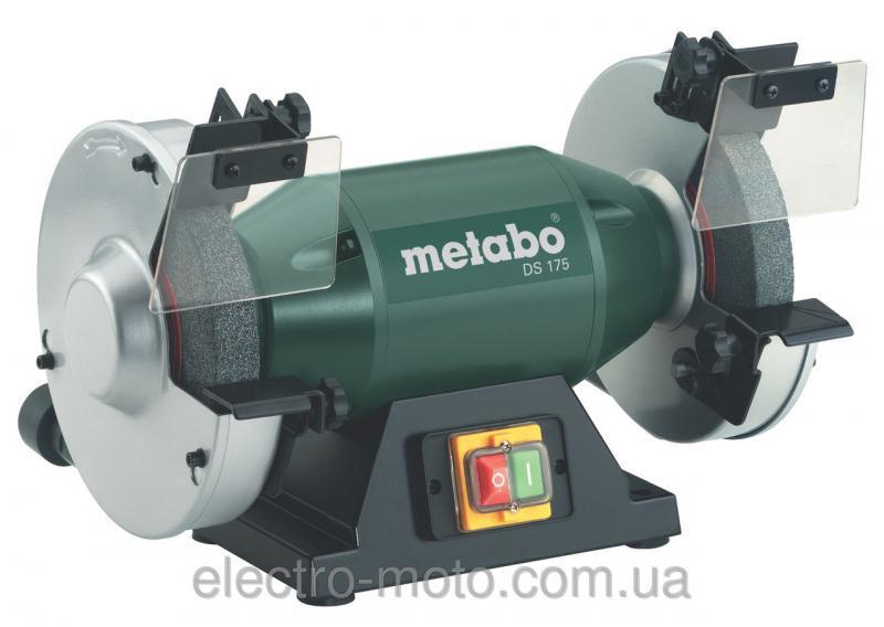 Двойное точило Metabo DS 175