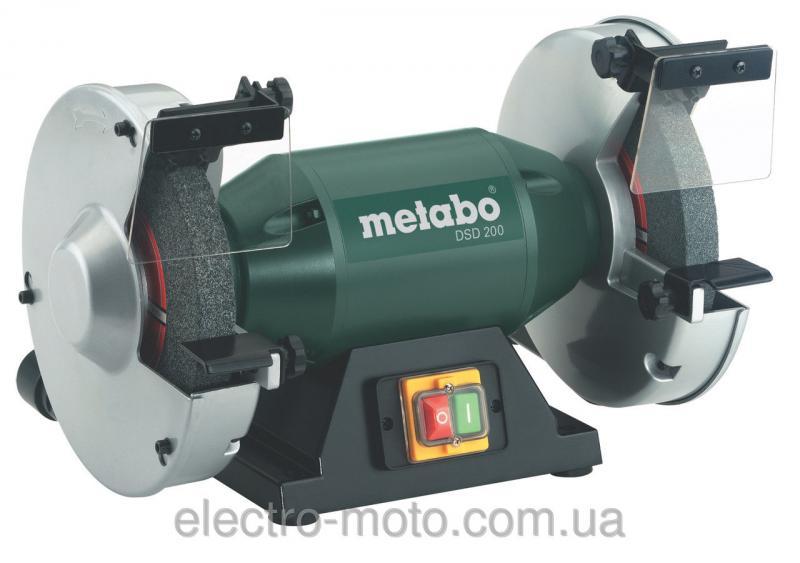 Двойное точило Metabo DSD 200