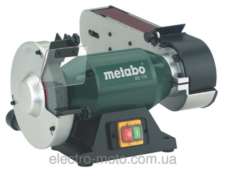 Ленточно-шлифовальный станок Metabo BS 175