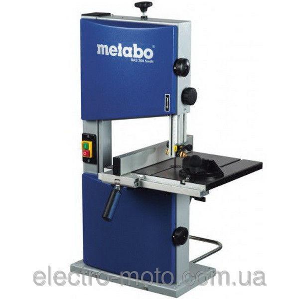 Ленточная пила Metabo BAS 317 PRECISION DNB