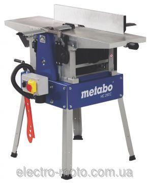Фуговально-рейсмусовый станок Metabo HC 260 C-2.2 WNB