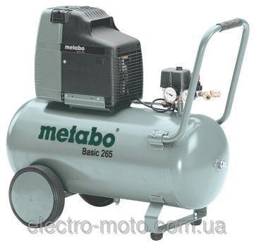 Компрессор Metabo BASIC 265