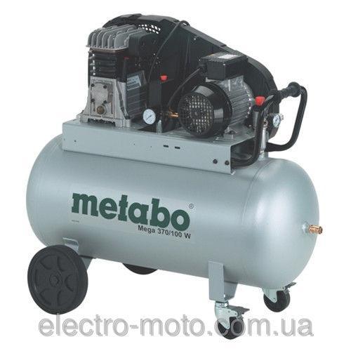 Компрессор Metabo Mega 370/100 W 230/1/50