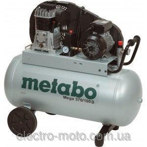 Компрессор Metabo Mega 370/100 D 400/3/50