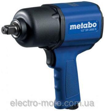 Ударный пневматический гайковерт Metabo SR 2850 K