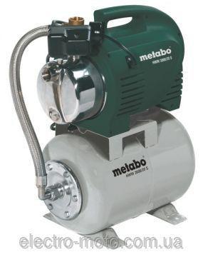 Насосная станция Metabo HWW 3000/20 S