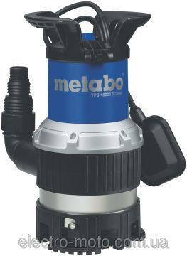 Погружной насос Metabo TPS 16000 S Combi