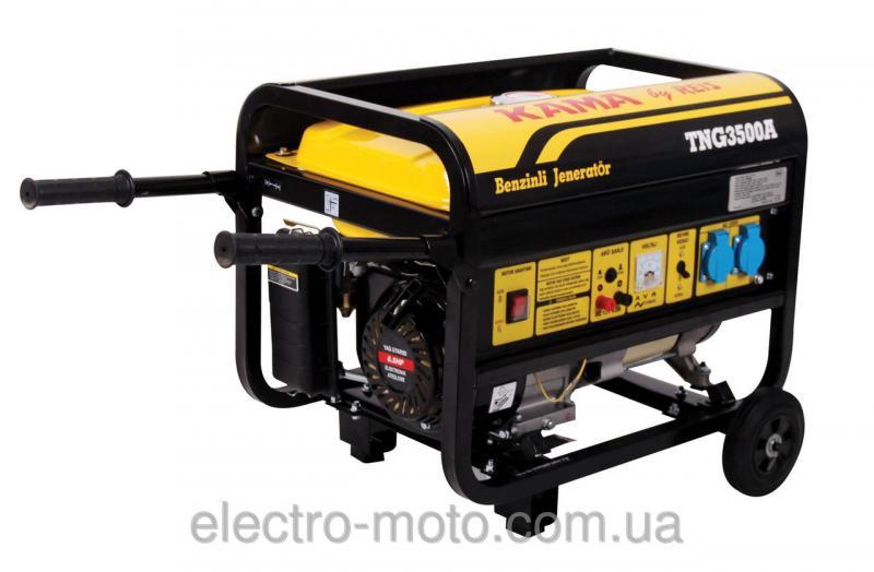 Генератор бензиновый Kama TNG3500A