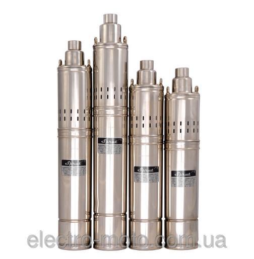Sprut Скважинный насос SPRUT 4S QGD 2,5-140-1.1kW