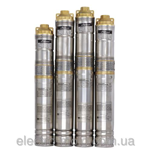 Sprut Скважинный насос  SPRUT QGDа 1,8-50-0.5kW  + пульт